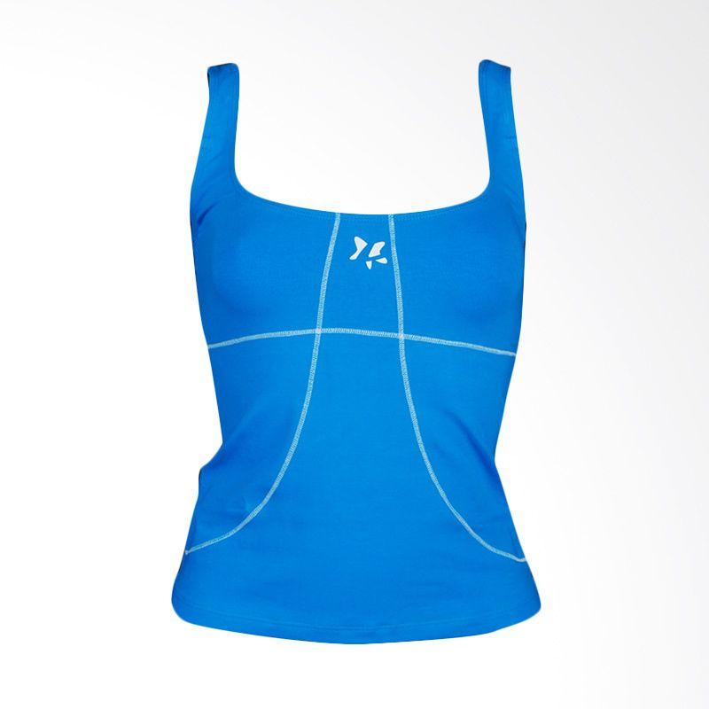 Lasona BRP-2743-C 2 Blue Baju Senam Wanita