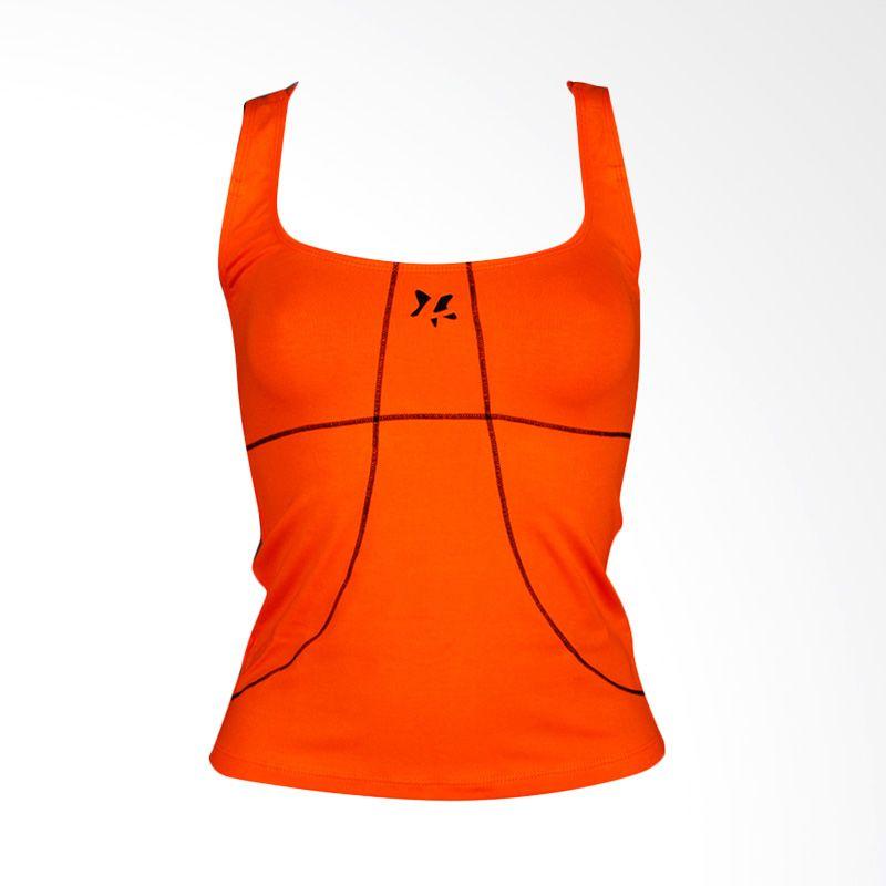 Lasona BRP-2743-C 5 Orange Baju Senam Wanita
