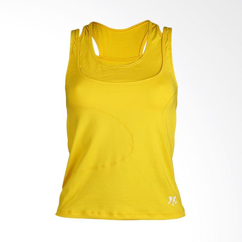 Lasona BRP-2755-S Yellow Atasan Senam Wanita