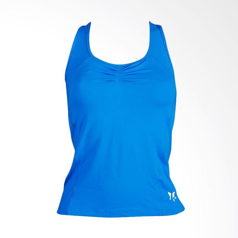 Lasona BRP-2762-S Blue12 Atasan Senam Wanita