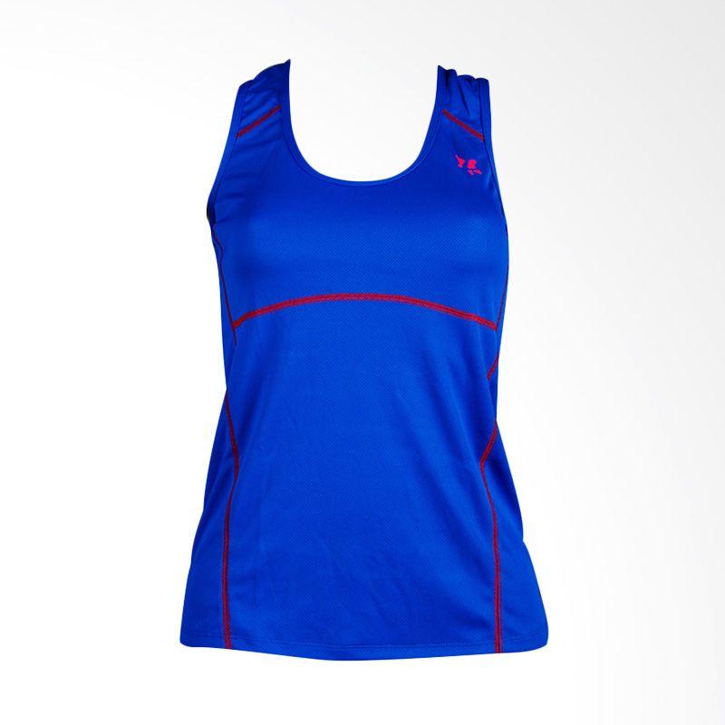 Lasona BRP-2766-M Blue Baju Senam Wanita