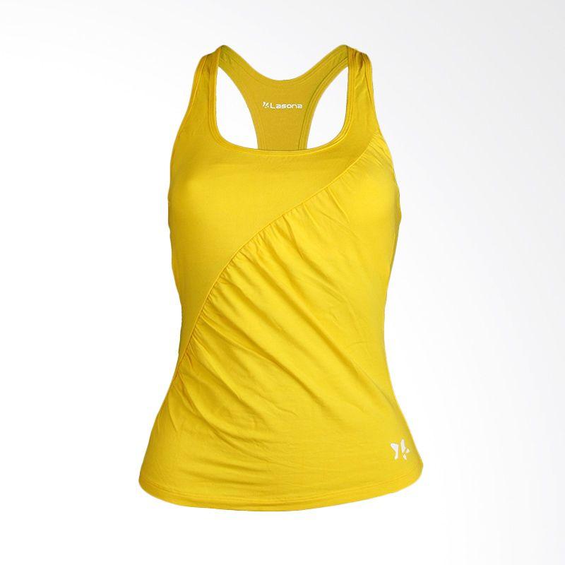 Lasona BRP-2778-C6 Yellow Atasan Senam Wanita