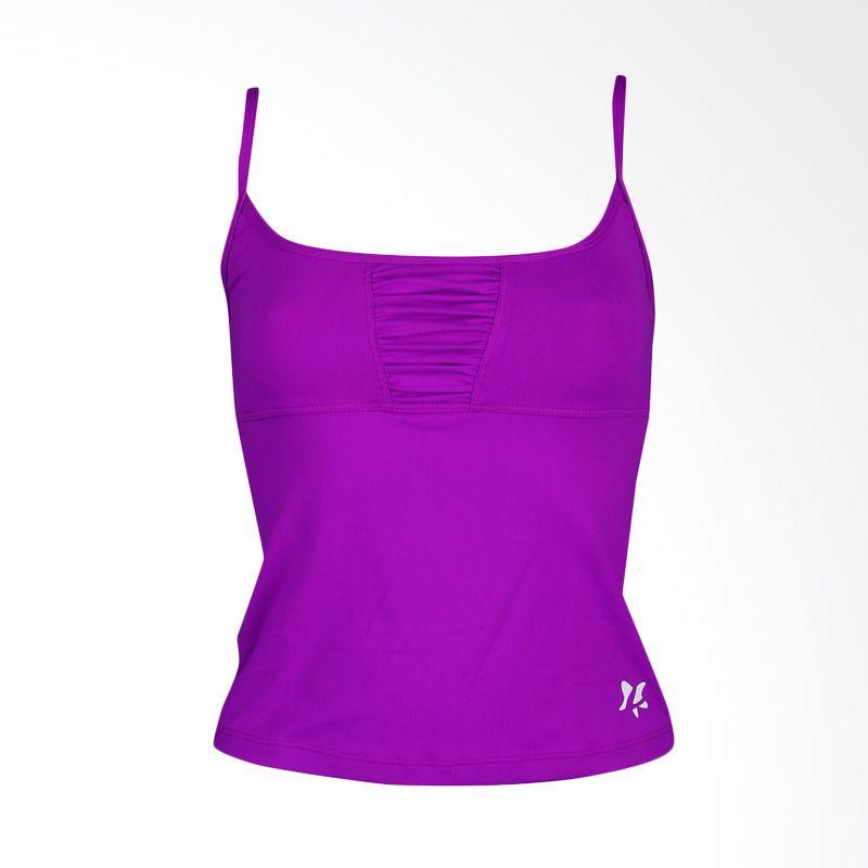 Lasona Premium BRP-2779-S 8 Purple Baju Senam Wanita