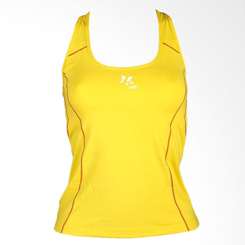 Lasona Premium BRP-2790-S Yellow Atasan Senam Wanita