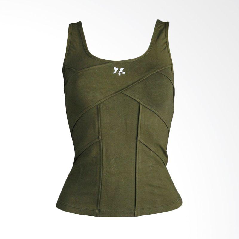Lasona BRP-2795-C 6 Green Baju Senam Wanita