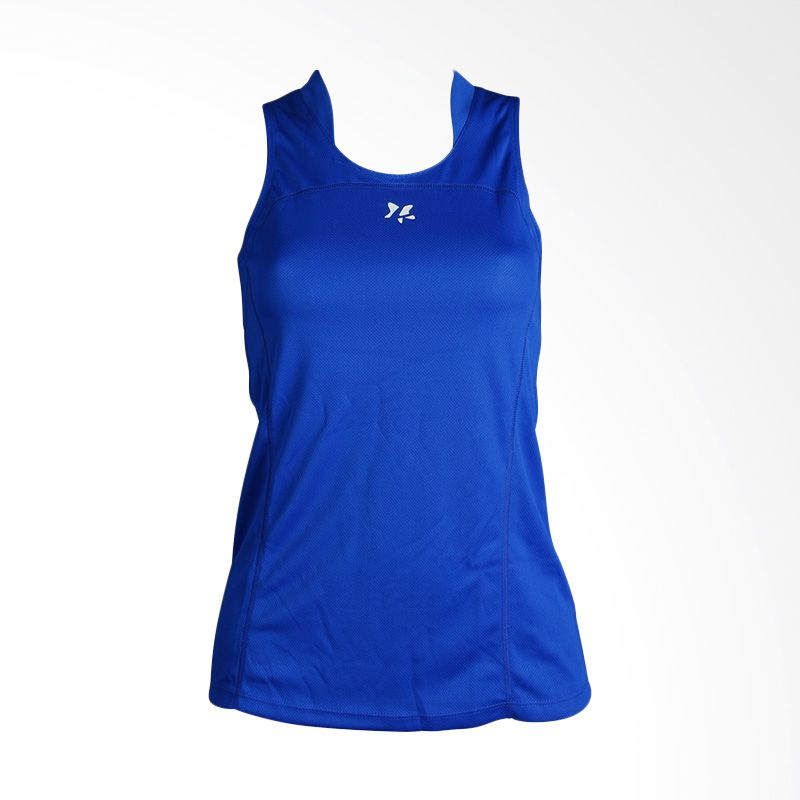 Lasona BRP-2799-M Blue Baju Senam Wanita