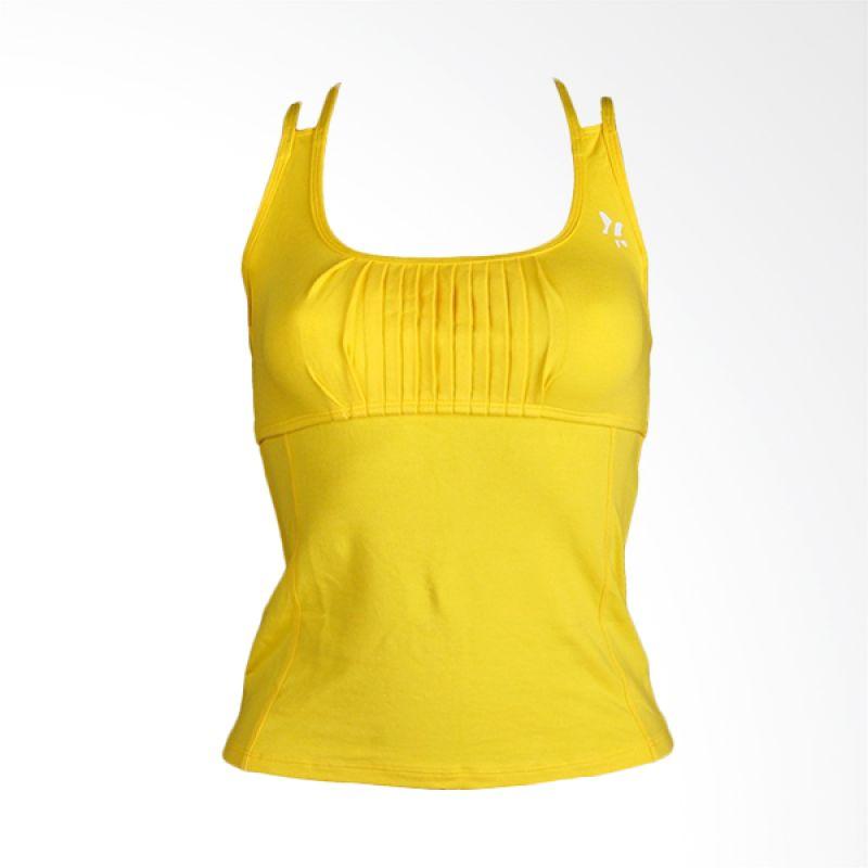 Lasona BRP-2817-C6 Yellow Atasan Senam Wanita