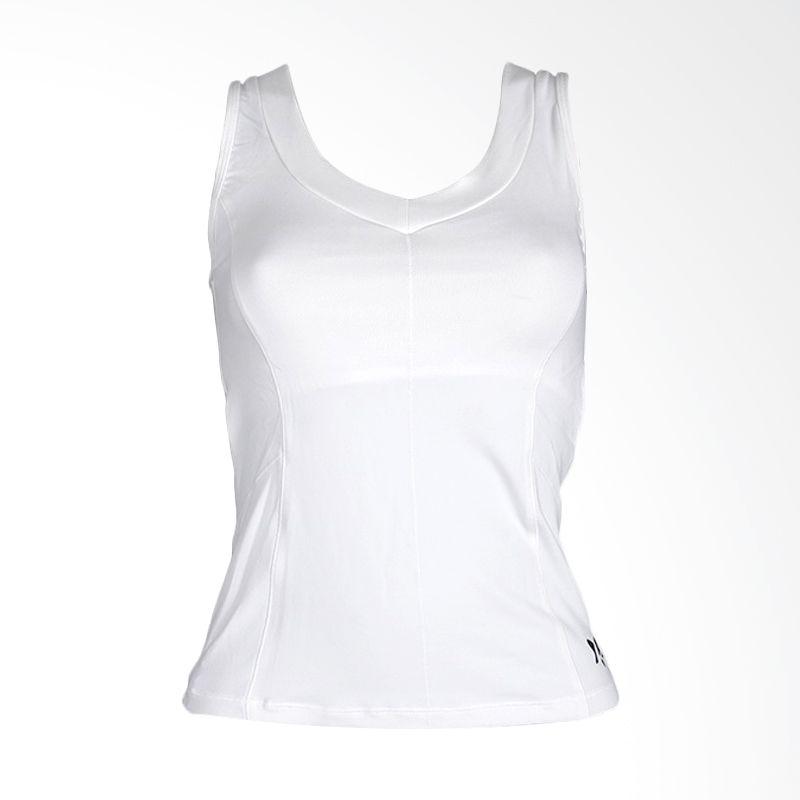 Lasona BRP-2828-S White Atasan Panjang Senam Premium Wanita