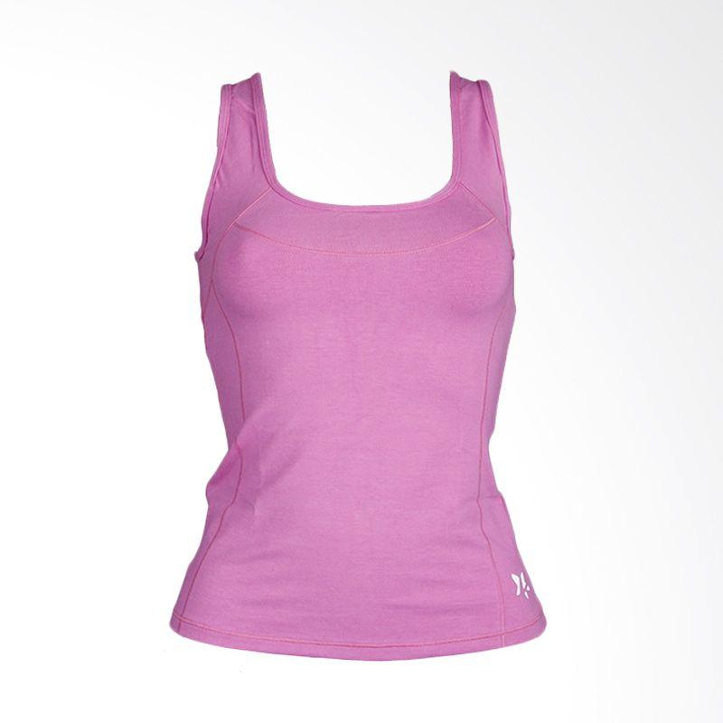 Lasona BRP-2849-C 6 Purple Atasan Senam Wanita