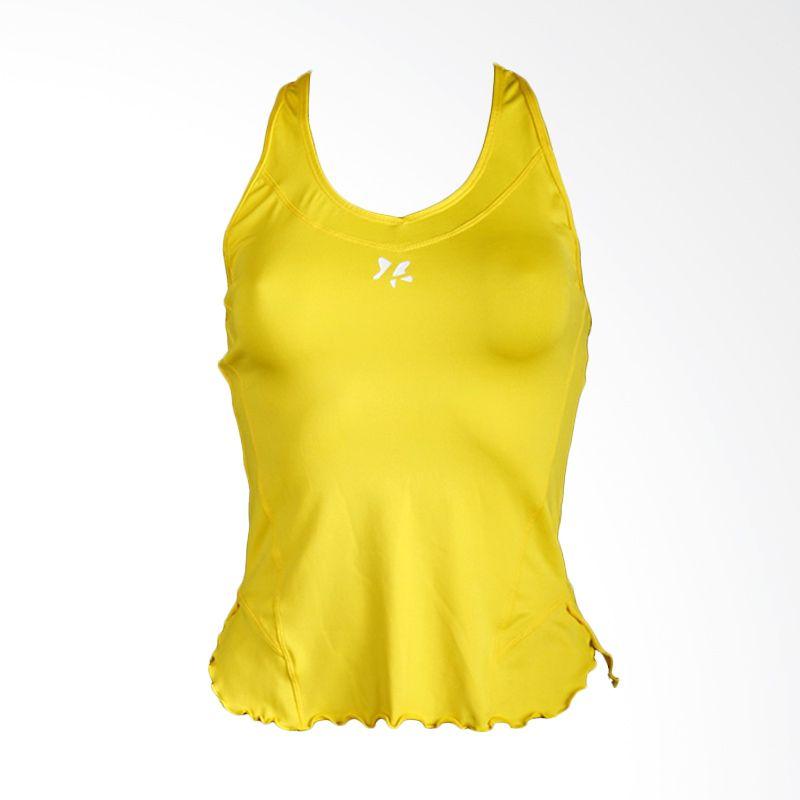 Lasona BRP-2975-E Yellow Atasan Panjang Senam Wanita