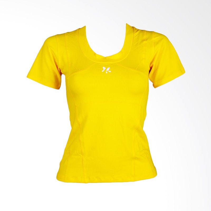 Lasona BRP-A2716-C6X Yellow Atasan Panjang Senam Wanita