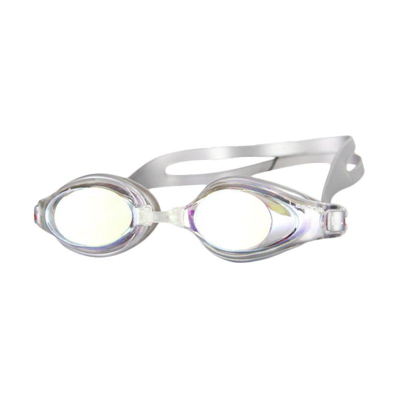 Lasona Carbon Irridium KC-CAR-I Silver Kacamata Renang