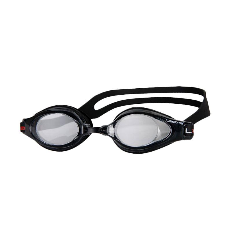 Lasona Carbon KC-CAR Black Kacamata Renang