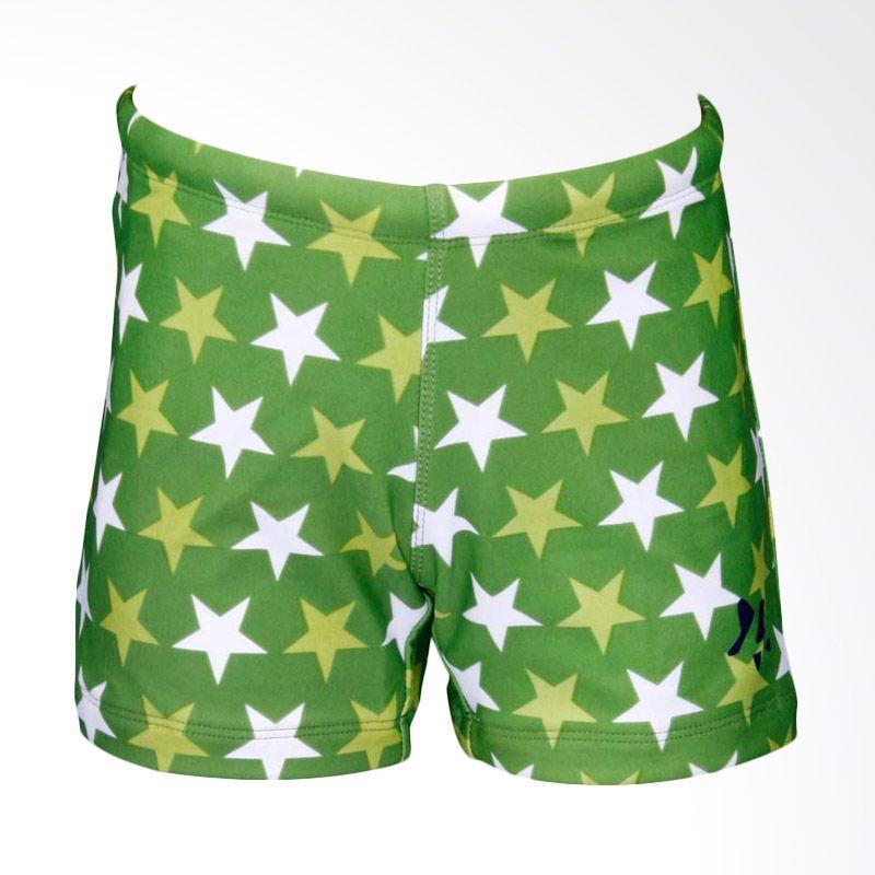 Lasona CR8-D001-L0796 Green Celana Renang Anak