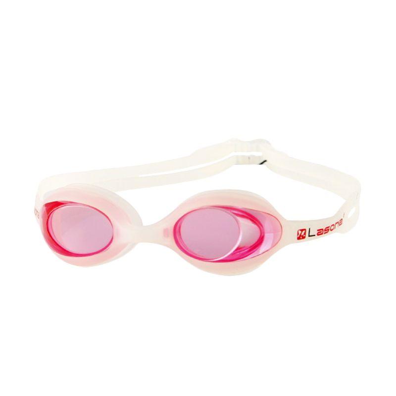 Lasona Hippo KCJ-HIP Pink14 Kacamata Renang Anak