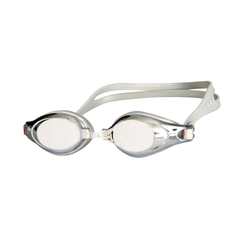 Lasona Optical KC-ZOOM2-M Silver Kacamata Renang [-4]