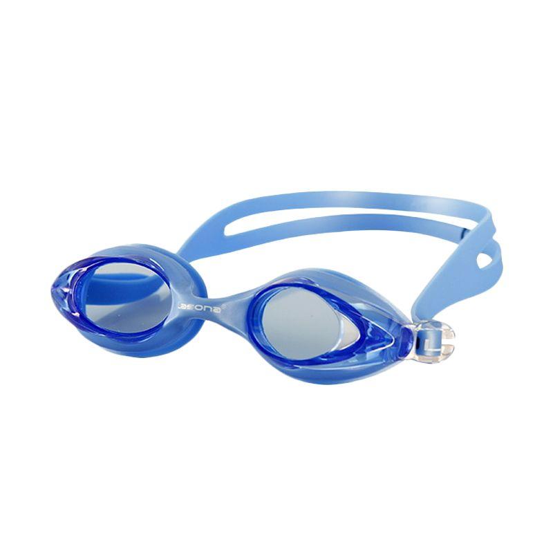 Lasona Penguin KCJ-PGN Blue Kacamata Renang Anak