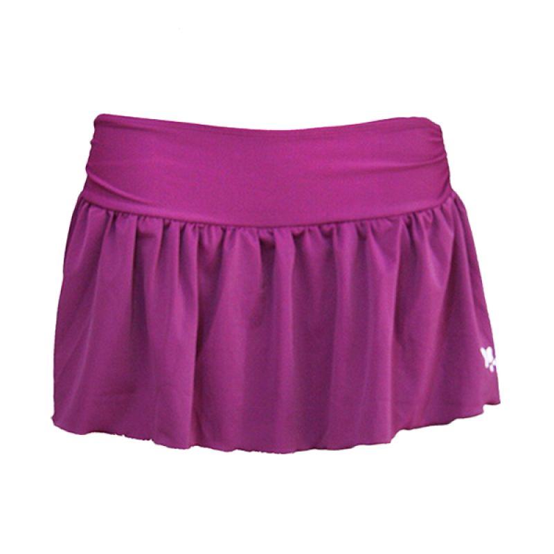 Lasona R-793-HL4 Dark Purple Bawahan Fitness Wanita
