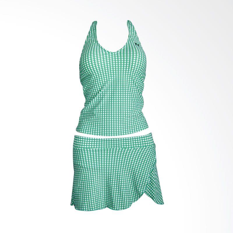 Lasona SPR-1181J-HL0716 7 Green Setelan Renang Wanita