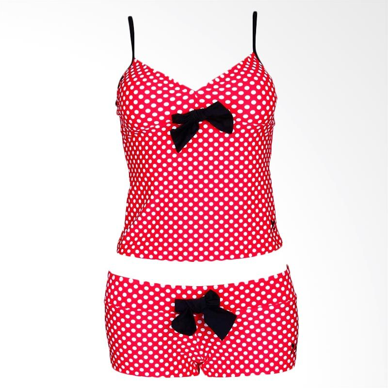 Lasona SPR-1955A-HL01380 Pink Setelan Renang Wanita