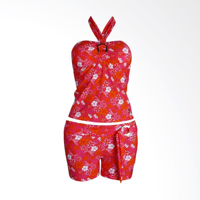Lasona SPR-2088B-HL01874 Orange Setelan Renang Wanita