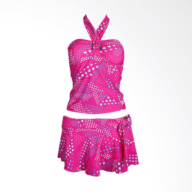 Lasona SPR-2088J-HL01872 Pink Setelan Renang Wanita
