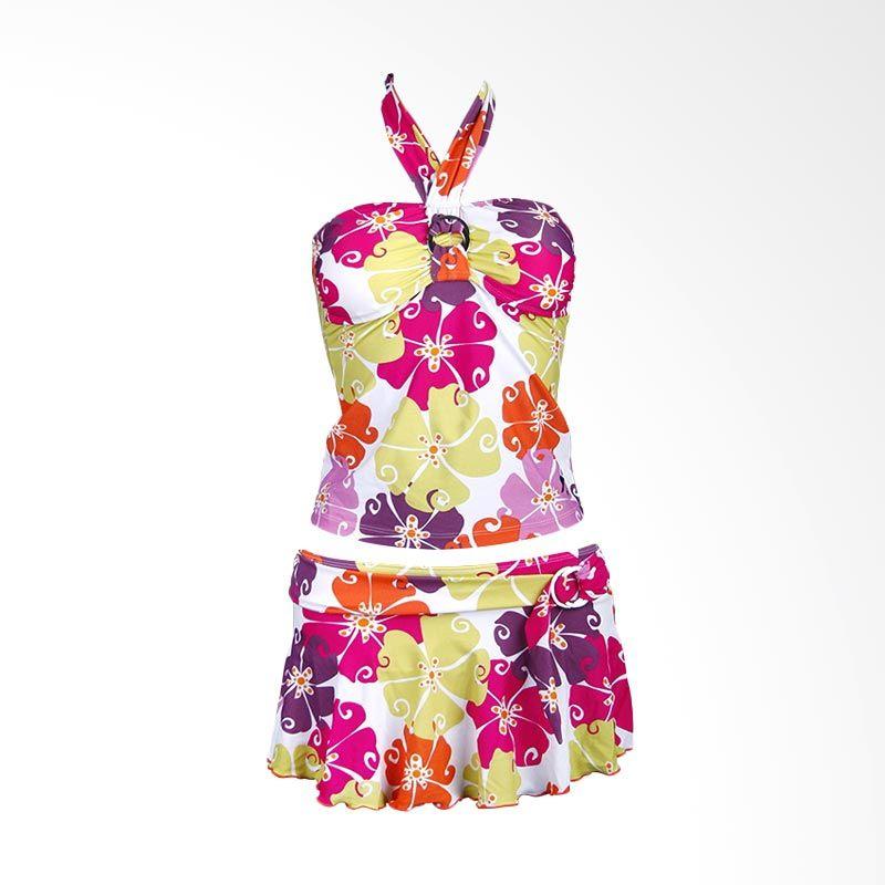 Lasona SPR-2088J-L0871 Pink Setelan Renang Wanita