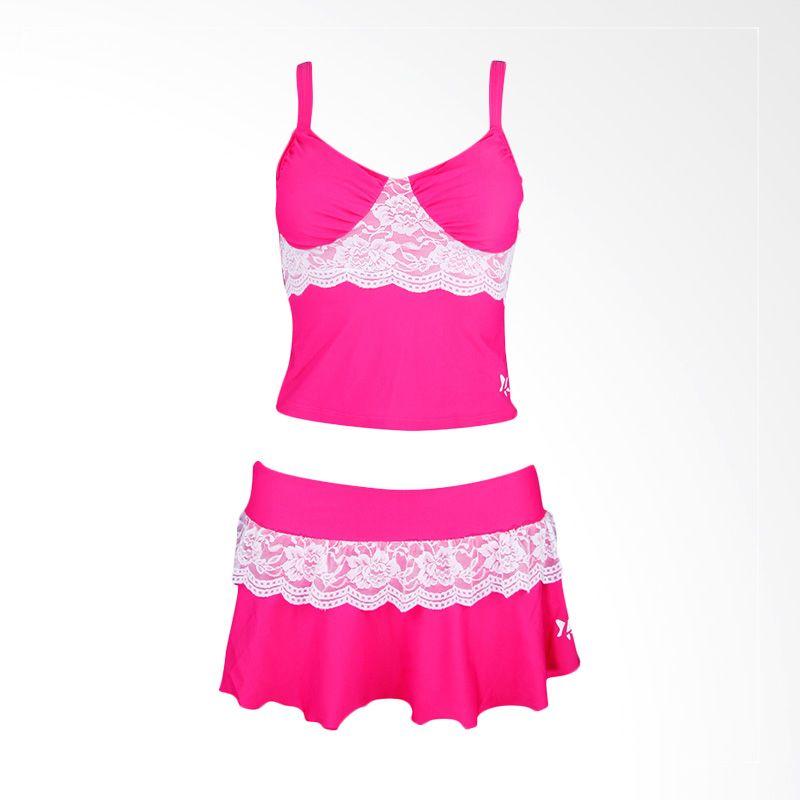 Lasona SPR-2272J-HL4 Pink Setelan Renang Wanita