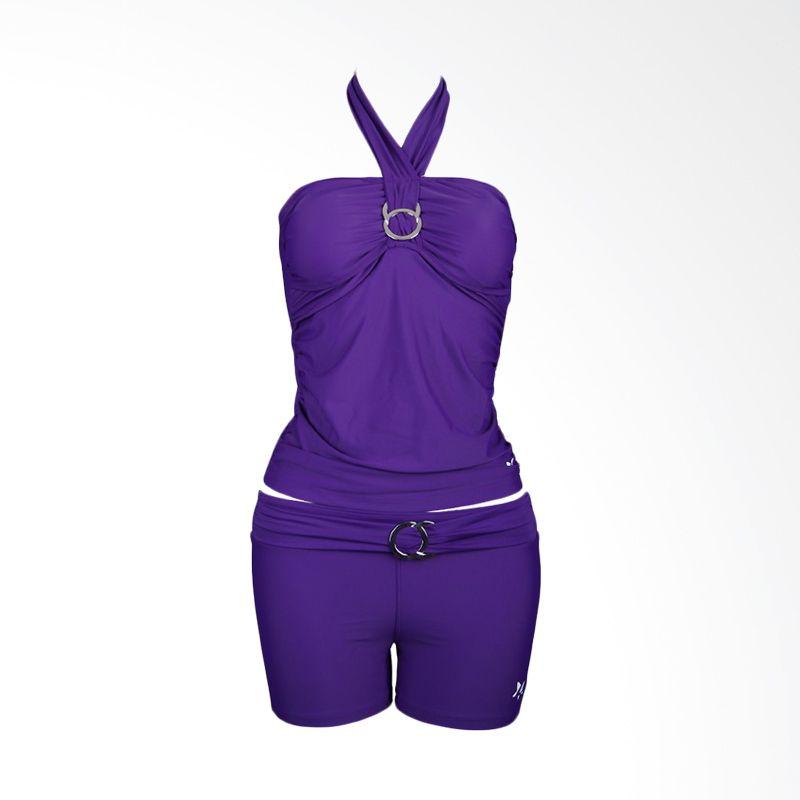 Lasona SPR-2987B-HL4 Purple Setelan Renang Wanita