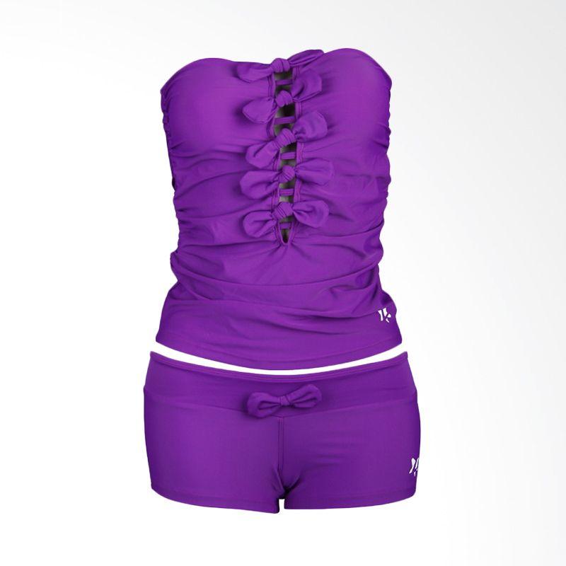 Lasona SPR-2992A-HL4 Purple Setelan Renang Wanita