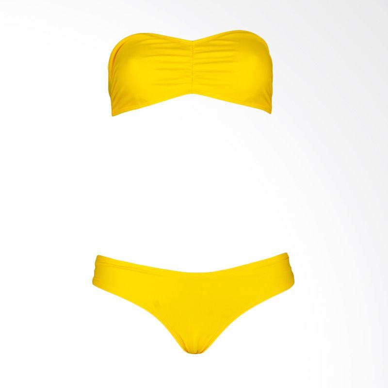 Lasona SRS-2561I-L4 Yellow Bikini Wanita