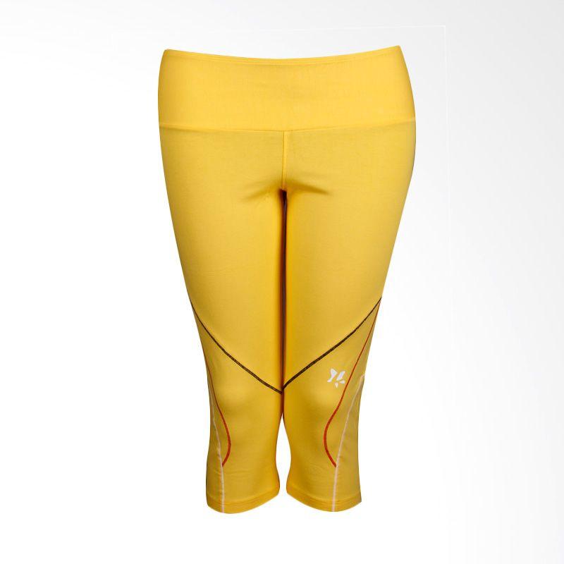 Lasona ST3-609-HC 4 Yellow Bawahan Fitness Wanita