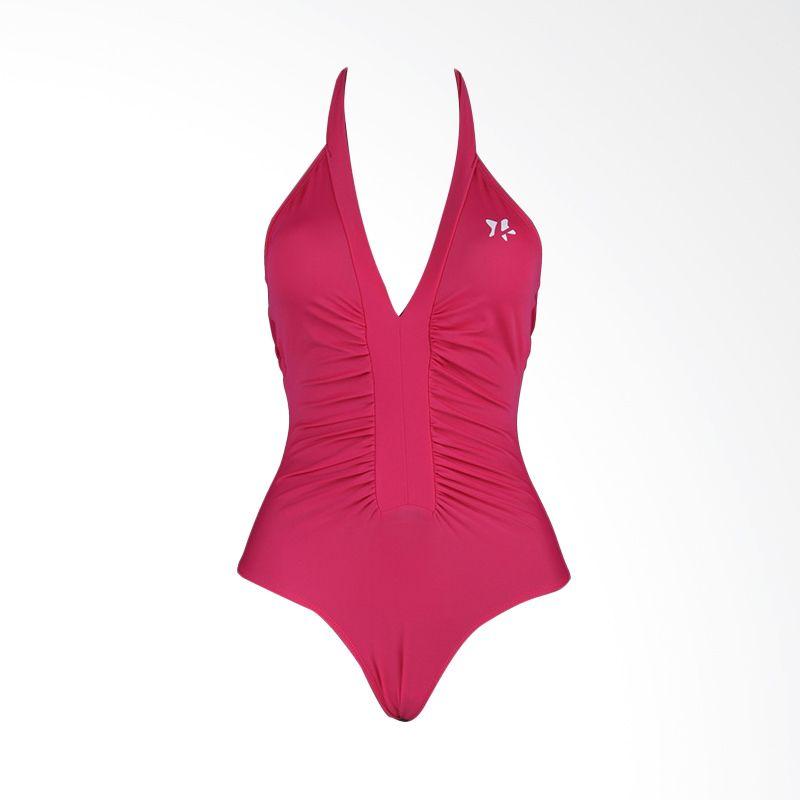 Lasona SW-2269-L4 10 Pink Baju Renang Wanita