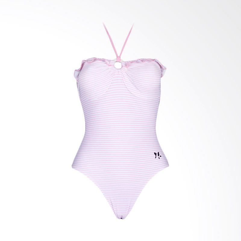 Lasona SW-2349-L0710 Pink Baju Renang Wanita