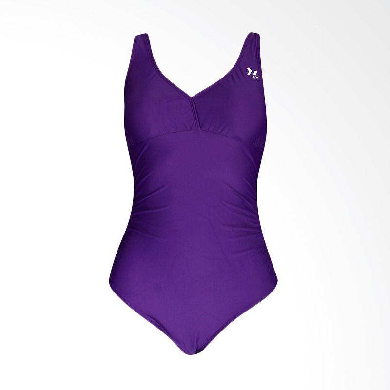 Lasona SW-2576-L4 Purple Baju Renang Wanita