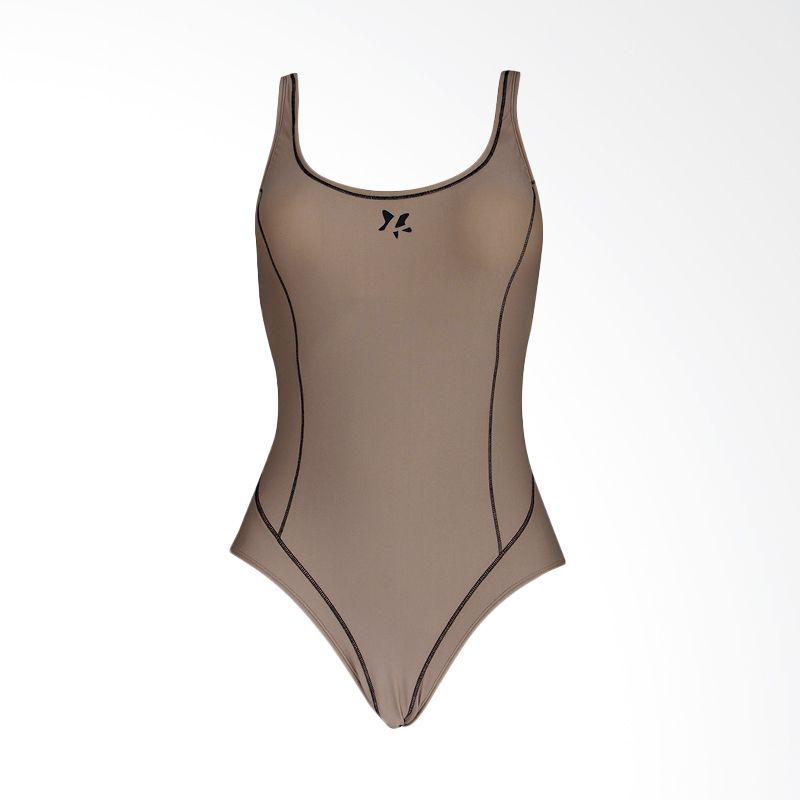 Lasona SW-2642-L4 3 Brown Baju Renang Wanita