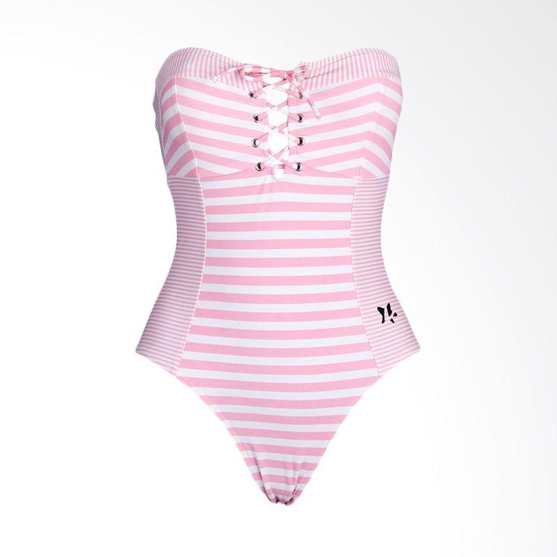 Lasona SW-2710-L0758 Pink Baju Renang Wanita
