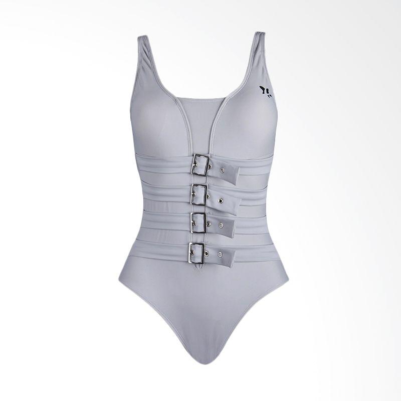 harga Lasona SW-2754-L4 Light Grey Baju Renang Wanita Blibli.com