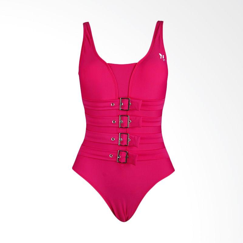 Lasona SW-2754-L4 Pink Baju Renang Wanita