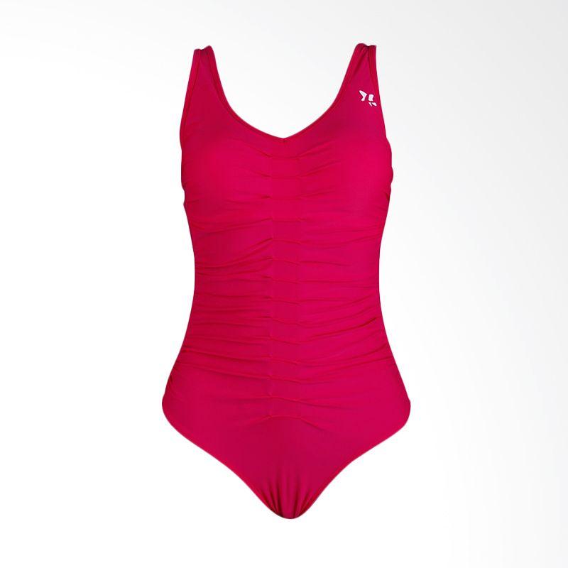 Lasona SW-2803-L4 1 Dark Pink Baju Renang Wanita