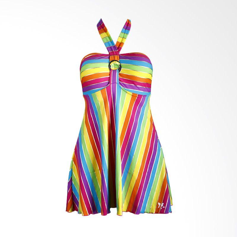 Lasona SWJ-2088-L0961 Multicolor Baju Renang Wanita