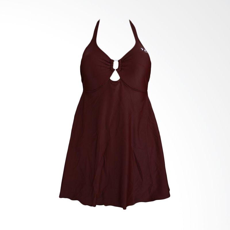 Lasona SWJ-2153-L4 Dark Brown Baju Renang Wanita