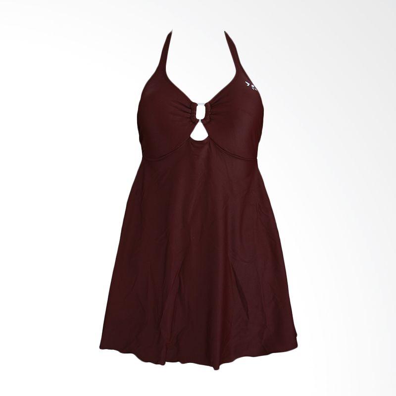 Lasona SWJ-2153-L4X Dark Brown Baju Renang Wanita