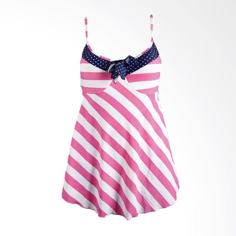 Lasona SWJ-2378-L0499 Pink Baju Renang Wanita