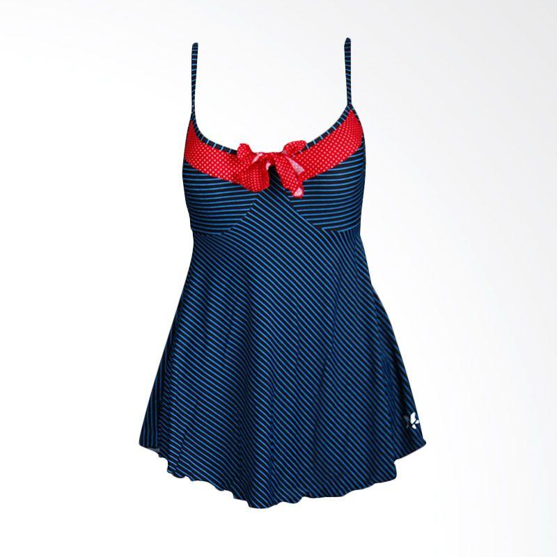 Lasona SWJ-2378-L0676 2 Blue Baju Renang Wanita
