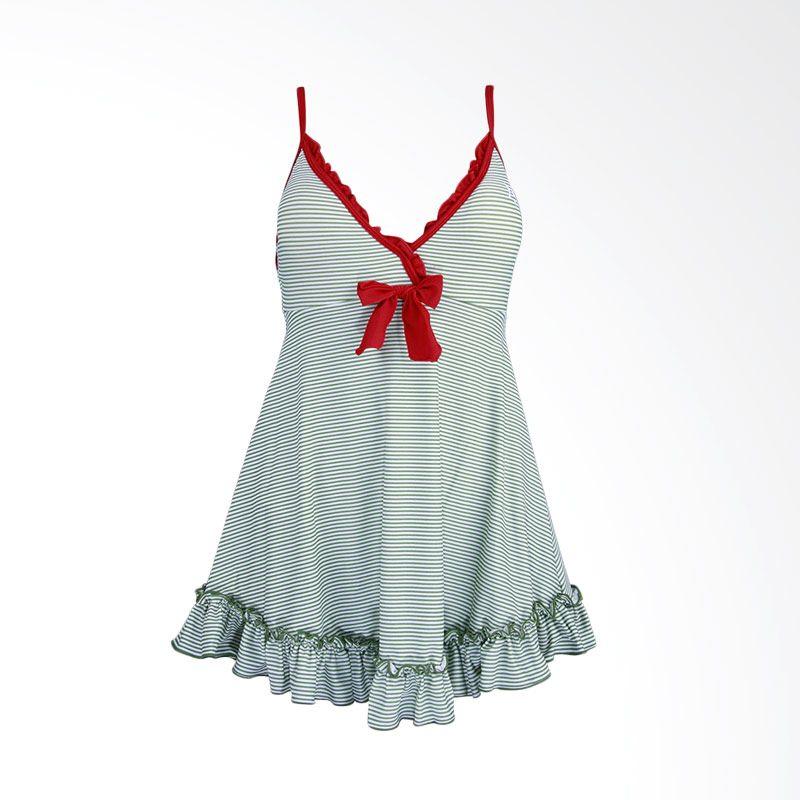 Lasona SWJ-2402-L0754 Green Baju Renang Wanita