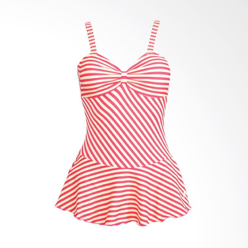 Lasona SWJ-2436-L0889 6 Pink Baju Renang Wanita