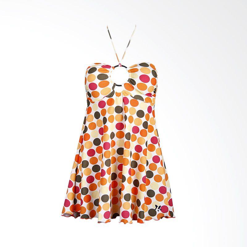 Lasona SWJ-2488-L0545 Orange Baju Renang Wanita