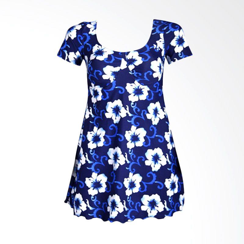 Lasona SWJ-A1286-L0895 Light Blue Baju Renang Wanita