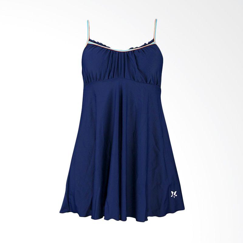 Lasona SWP-2079J-L4X Navy Baju Renang Wanita Hamil